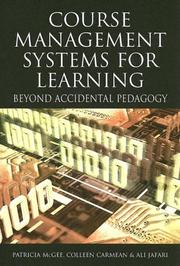 Cover of: Course Management Systems For Learning |