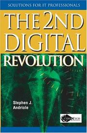 Cover of: The 2nd Digital Revolution (IT Solutions) (IT Solutions series)