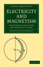 Cover of: Electricity and magnetism | A. S. Ramsey