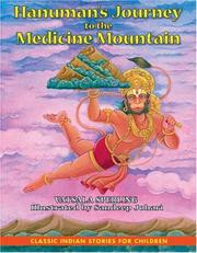 Cover of: Hanuman's Journey to the Medicine Mountain