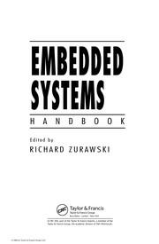 Cover of: Embedded systems handbook |