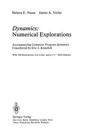 Cover of: Dynamics | Helena Engelina Nusse