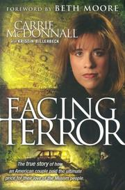 Cover of: Facing Terror | Carrie McDonnall