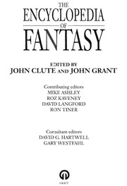 Cover of: The encyclopedia of fantasy