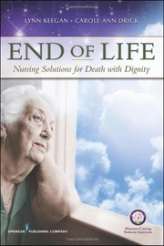 Cover of: End of life | Lynn Keegan