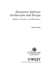 Cover of: Service oriented architecture | Dominic Duggan