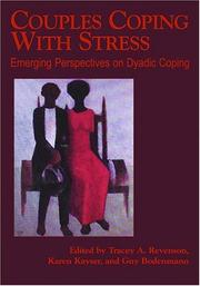 Cover of: Couples coping with stress by