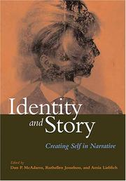 Cover of: Identity and story |