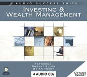 Cover of: Investing & Wealth Management