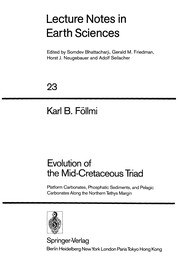 Cover of: Evolution of the mid-Cretaceous triad | Karl B. FoМ€llmi