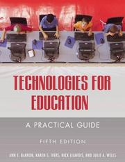 Cover of: Technologies for Education | Ann E. Barron