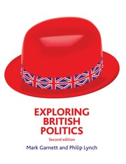 Cover of: Exploring British politics | Mark Garnett