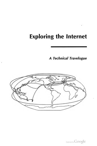 Exploring the Internet by Carl Malamud