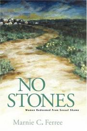Cover of: No Stones | Marnie C. Ferree
