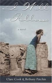 Cover of: I Will Follow | Bethany Patchin