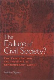 Cover of: The failure of civil society? | Akihiro Ogawa