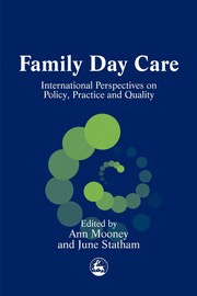 Cover of: Family day care