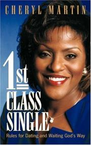 Cover of: 1st Class Single