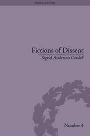 Cover of: Fictions of dissent | Sigrid Anderson Cordell