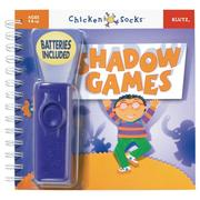 Cover of: Shadow Games (Chicken Socks) | Inc. Klutz