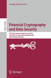 Cover of: Financial Cryptography and Data Security | George Danezis