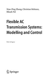 Cover of: Flexible AC Transmission Systems | Xiao-Ping Zhang