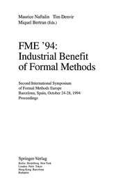 Cover of: FME