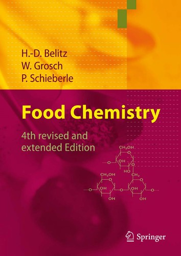 Food chemistry by H.-D Belitz