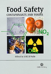 Cover of: Food safety |