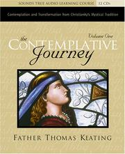 Cover of: The Contemplative Journey