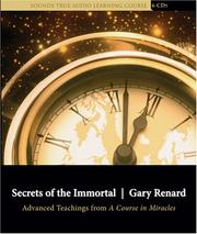 Cover of: Secrets of the Immortal