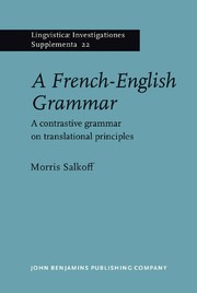 A French-English Grammar
