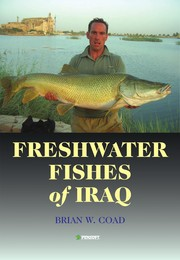Cover of: Freshwater fishes of Iraq | Brian W. Coad