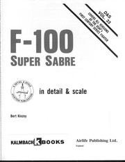 F-100 Super Sabre in detail & scale