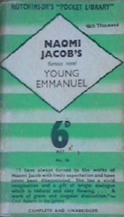 Cover of: Young Emmanuel | Naomi Ellington Jacob