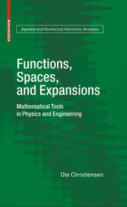 Cover of: Functions, spaces, and expansions | Ole Christensen