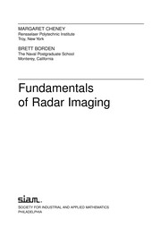 Cover of: Fundamentals of radar imaging | Margaret Cheney