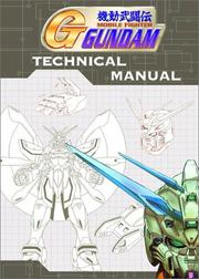 Cover of: Gundam Technical Manual #5 | Hajime Yadate