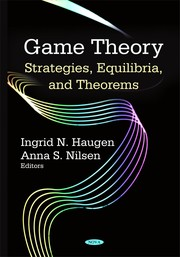 Cover of: Game theory | Ingrid N. Haugen