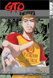 Cover of: Gto #11