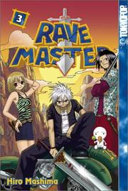 Cover of: Rave Master #3