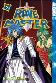 Cover of: Rave Master #5
