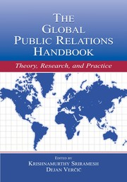 Cover of: The global public relations handbook |