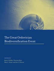 The great Ordovician biodiversification event by Florentin Paris