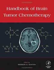 Cover of: Handbook of brain tumor chemotherapy |