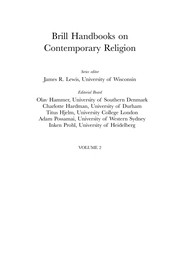 Cover of: Handbook of contemporary paganism