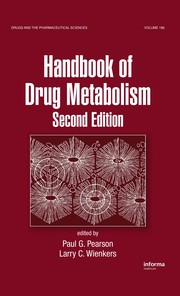 Cover of: Handbook of drug metabolism |