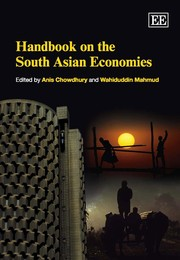 Cover of: Handbook on the South Asian economies | Anis Chowdhury
