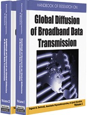 Cover of: Handbook of research on global diffusion of broadband data transmission |