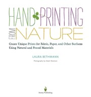 Cover of: Hand printing from nature | Laura Donnelly Bethmann